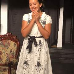"Laetitia in ""The Old Maid and the Thief"" with Chicago Summer Opera"